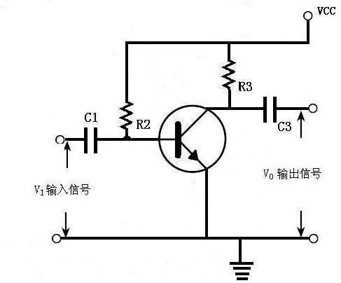 三极管的三种放大电路