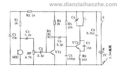 r3是电压负反馈偏置电阻