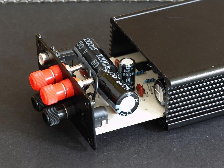 图5所示的是制作好的电路板