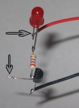 最简单的三极管放大电路