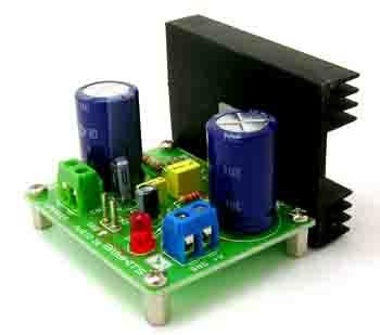 875的20W音频放大器