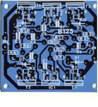 18w音频放大器电路图 晶体管高保真甲类功放 2公里调频发射机电路设计