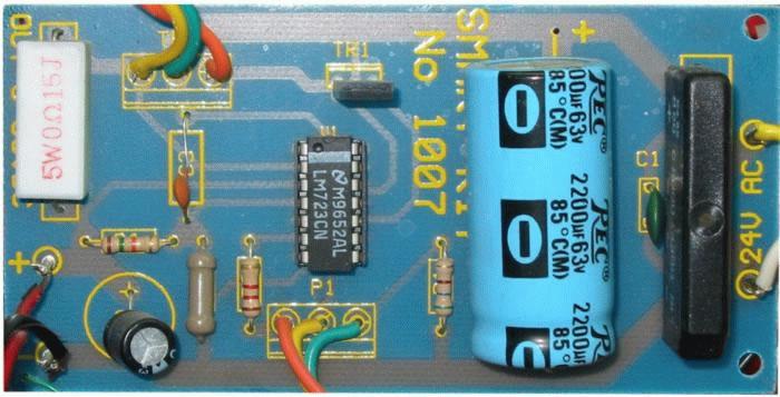 135和2n 3055形成一个达林顿对电路的电流处理能力.